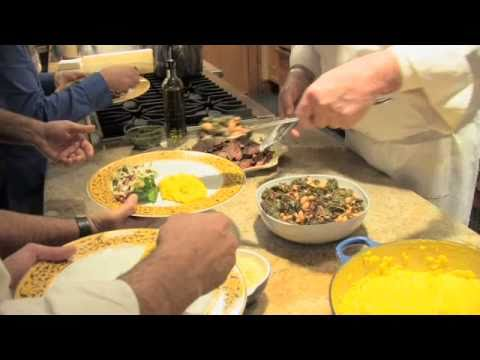 Draeger's Cooking School Private Events Showcase