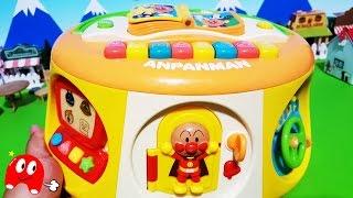 アンパンマン よくばりBOX DX パン工場ジャムおじさんメロンパンナちゃんしょくぱんまんカレーパンマンばいきんまん キャラクター アニメ&おもちゃ トイキッズ thumbnail