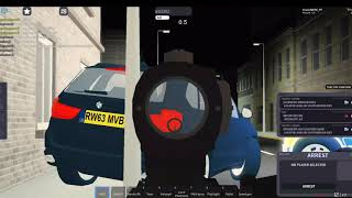 Roblox | UK:RC | Firearms Command Patrol | Episode 2 | SHOOTER IN TESCO!!