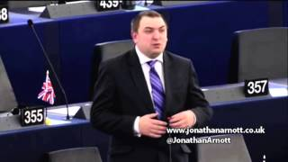 We need to be honest: Are we IN, or are we OUT? - UKIP MEP Jonathan Arnott