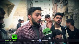 After visiting Douma, western media begin to question 'gas attack' narrative
