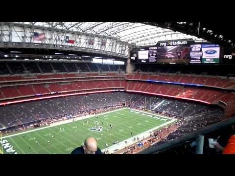 NRG Stadium, Houston. Texas.