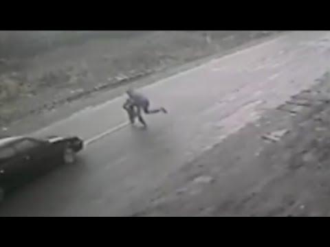 Вам след серия сбила машина Ваши ноги