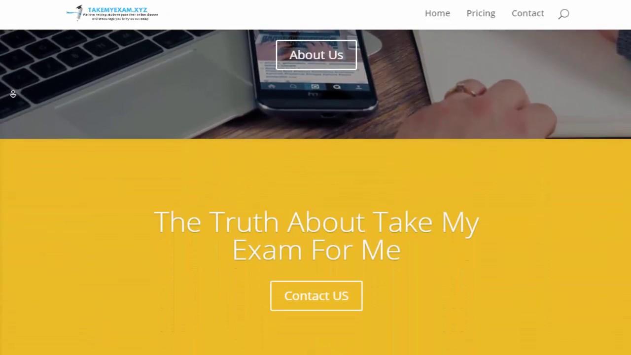 Take My Exam Online - Hire Someone To Take Do Online Exam & Exam