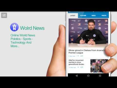 world news online news