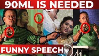 Nayanthara CONTROVERSY : Radha Ravi Full Speech at Kolayuthir Kaalam Audio Launch