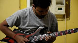 aaoge tum kabhi the local train guitar solo