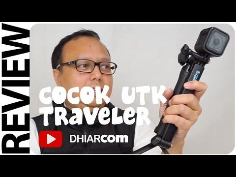 Review GoPro Hero 4 Session Indonesia, Kamera cocok untuk Traveler & Vlogger