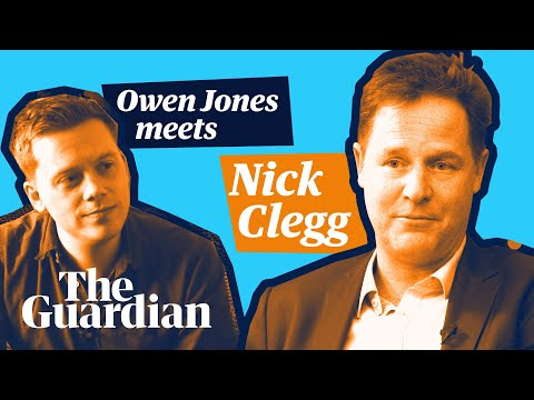 Owen Jones meets Nick Clegg | 'I warned David Cameron over failing Brexit strategy'