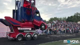 Отчетное видео -Шоу Каскадеров ( Брянск 14-17 июня 2018 года)