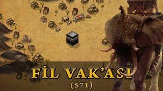 Fil Vakası (571)  İslam Tarihi 1