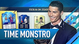 FIFA 17 FUT DRAFT - TIREI UM INFORM !!!