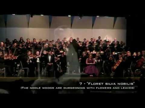 Carmina Burana - (all movements) by the Inland Valley Symphony & Temecula Valley Master Chorale