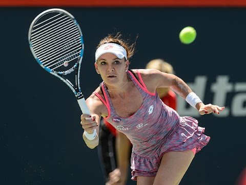 2016 Coupe Rogers Second Round | Agnieszka Radwanska vs Monica Niculescu | WTA Highlights