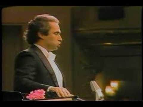 Jose Carreras sings Nessum Dorma fron Turandot by Puccini