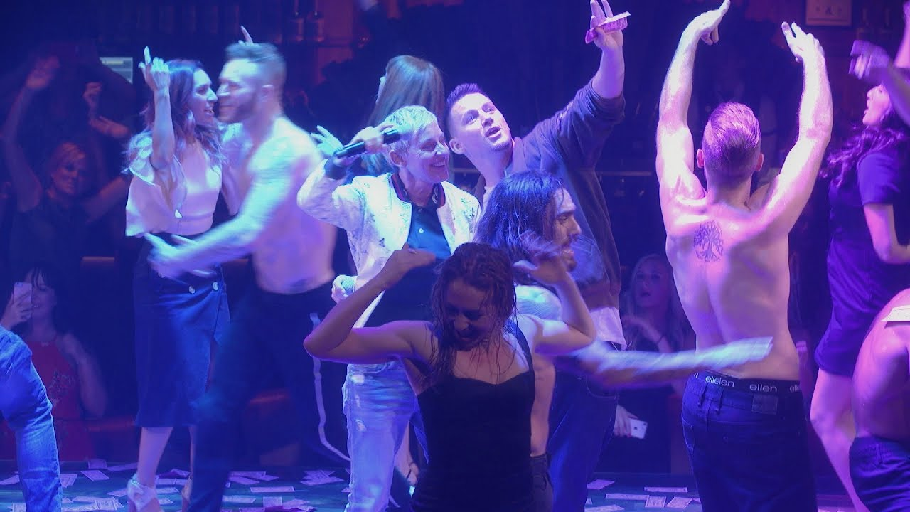 Watch Channing Tatum Says the Magic Mike Musical Is Still a Thing video
