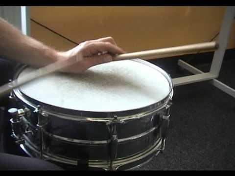snare drum rim click improvisation youtube. Black Bedroom Furniture Sets. Home Design Ideas