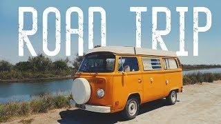 Road Trip with Babette - COMBI VW T2