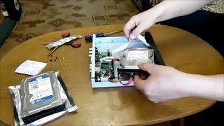 Жесткие диски для видеорегистратора