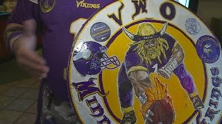 Vikings Fans Have High Hopes Dashed