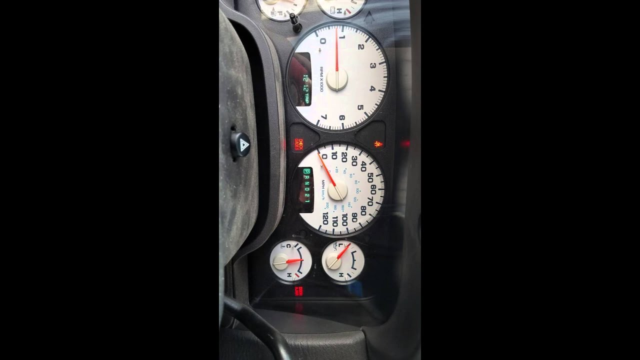 dodge ram   oil pressure  youtube