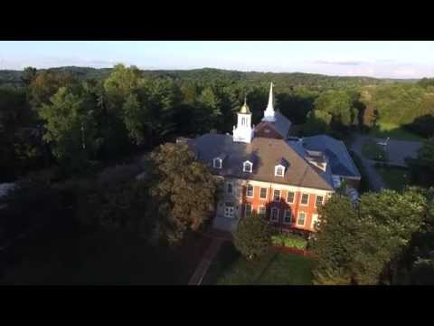 Shady Side Academy Senior School: A View From Above