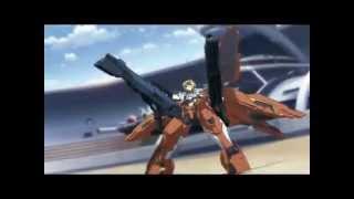 【作画MAD】IS インフィニット・ストラトス CG戦闘シーン集 01【祝2期】 IS インフィニット・ストラトス 検索動画 19