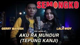 Download Aku Ra Mundur ( Tepung Kanji ) - Lala Widy Feat Gerry Mahesa -   ( Official Music Video )