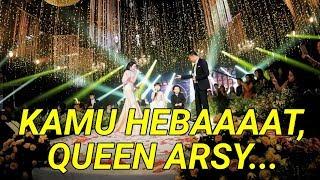 Perdana Queen Arsy Nyanyi Di Wedding Kediri, Bikin Speechless!!