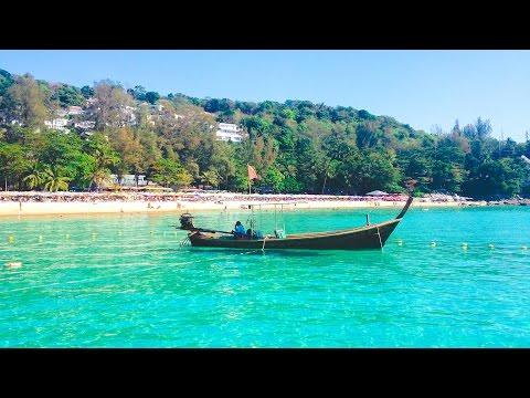 Surin beach | Phuket beaches | Thailand Phuket travel blog [ENG SUB]
