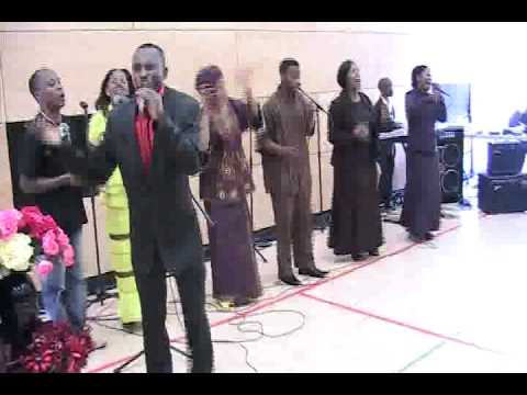 Something is in the House of the Lord   Praise and Worship led by Tony Nkunzi & the team