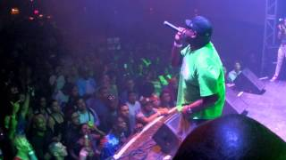 "Scarface ""Mary Jane"" Live in Dallas 8-30-13"