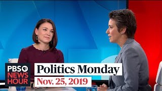 Tamara Keith and Amy Walter on impeachment public opinion, Bloomberg's 2020 campaign