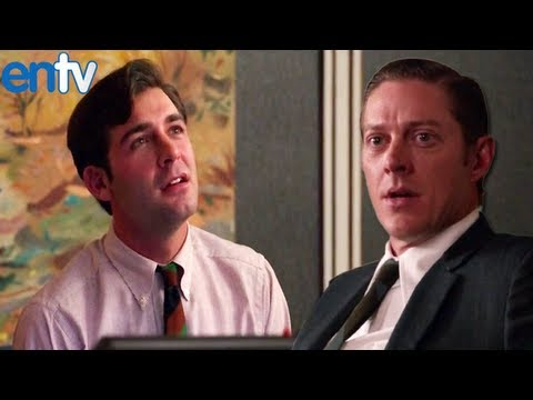 Bob Benson's Secret Revealed  Mad Men S6E12 Recap