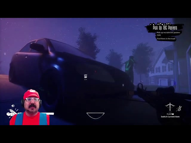 The Blackout Club Halloween Stream!