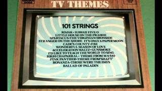 Kojak Theme - Golden Hour of Favourite TV Themes - 101 Strings - Vinyl LP
