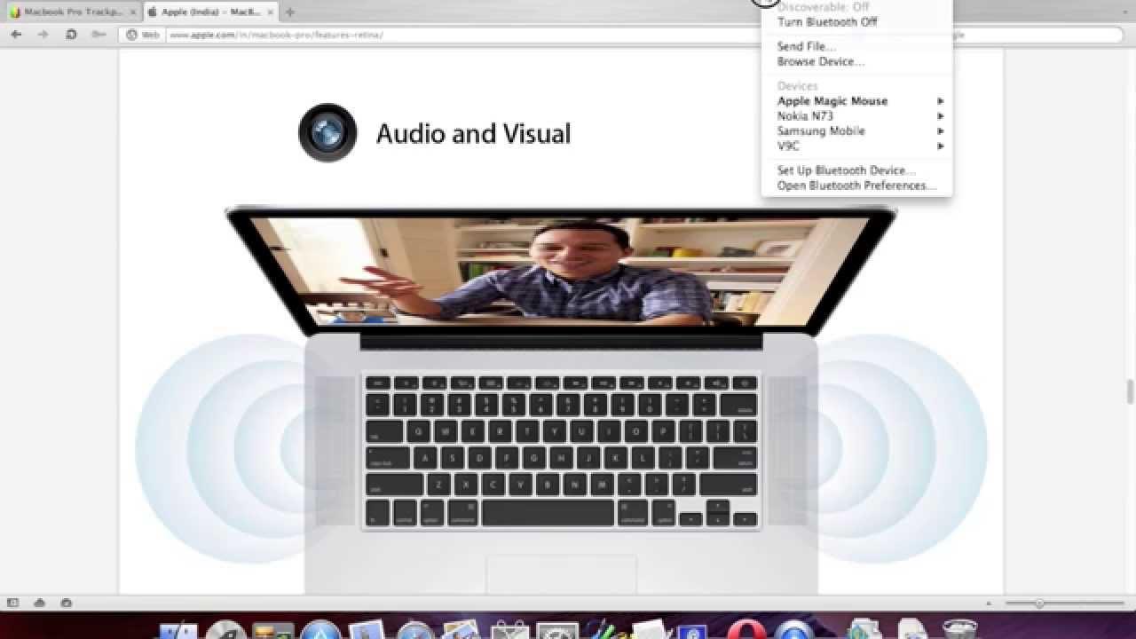 Macbook Pro Trackpad Erratic Cursor Dance Fix