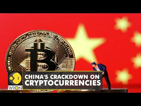 China: Cryptocurrencies regulators have intensified crackdown | World Business Watch |WION News