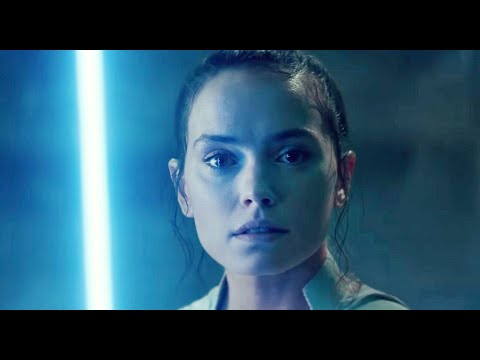 Rey Hears The Jedi Of The Past (WITH VISIONS)