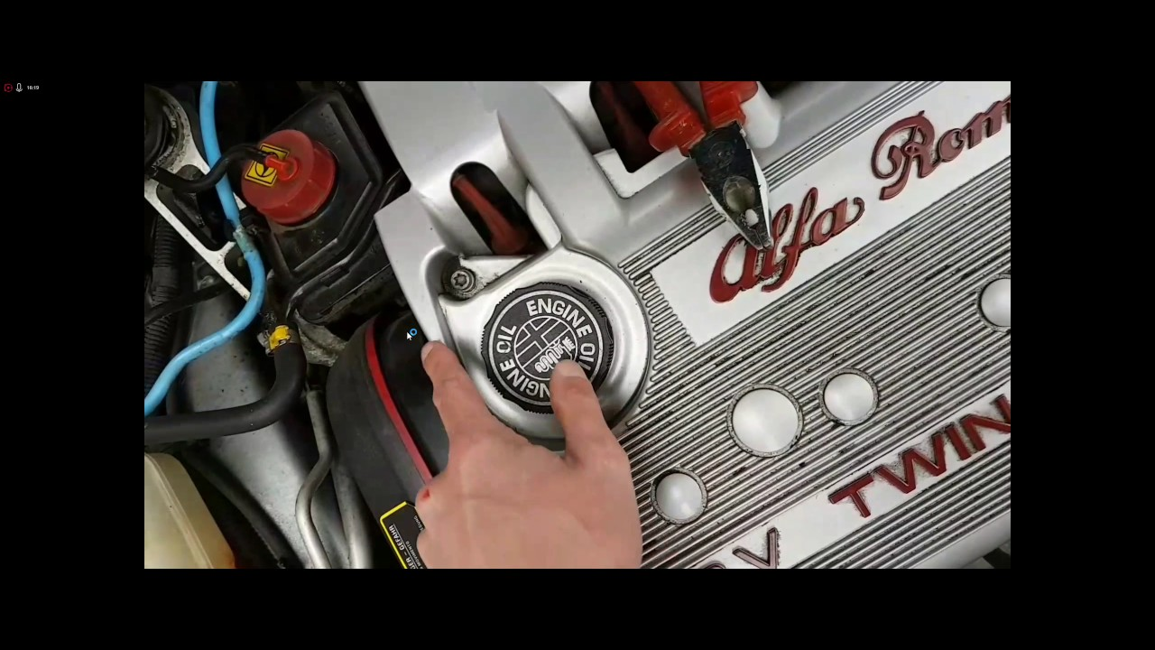 alfa romeo 156 thermostat replacement guide step by step [ 1280 x 720 Pixel ]