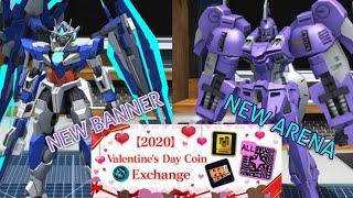 Gambar cover Arena #21 Condition & Valentines Day Events! | Gundam Battle: Gunpla Warfare