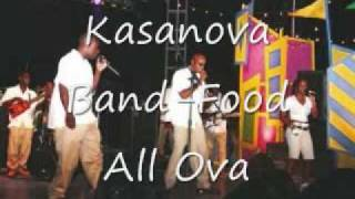 Kasanova Band-Food All Ova