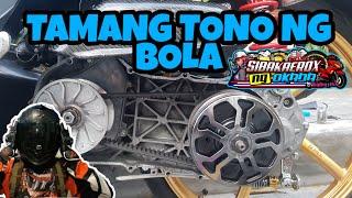 Tamang tono ng bola or flyballs | personal advice sa flyball combination
