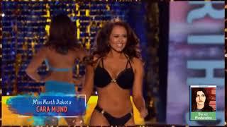 Miss America 2018 Cara Mund in bikini