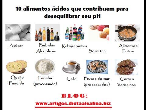 10 alimentos acidos que acidificam seu organismo youtube - Alimentos que no engordan para cenar ...