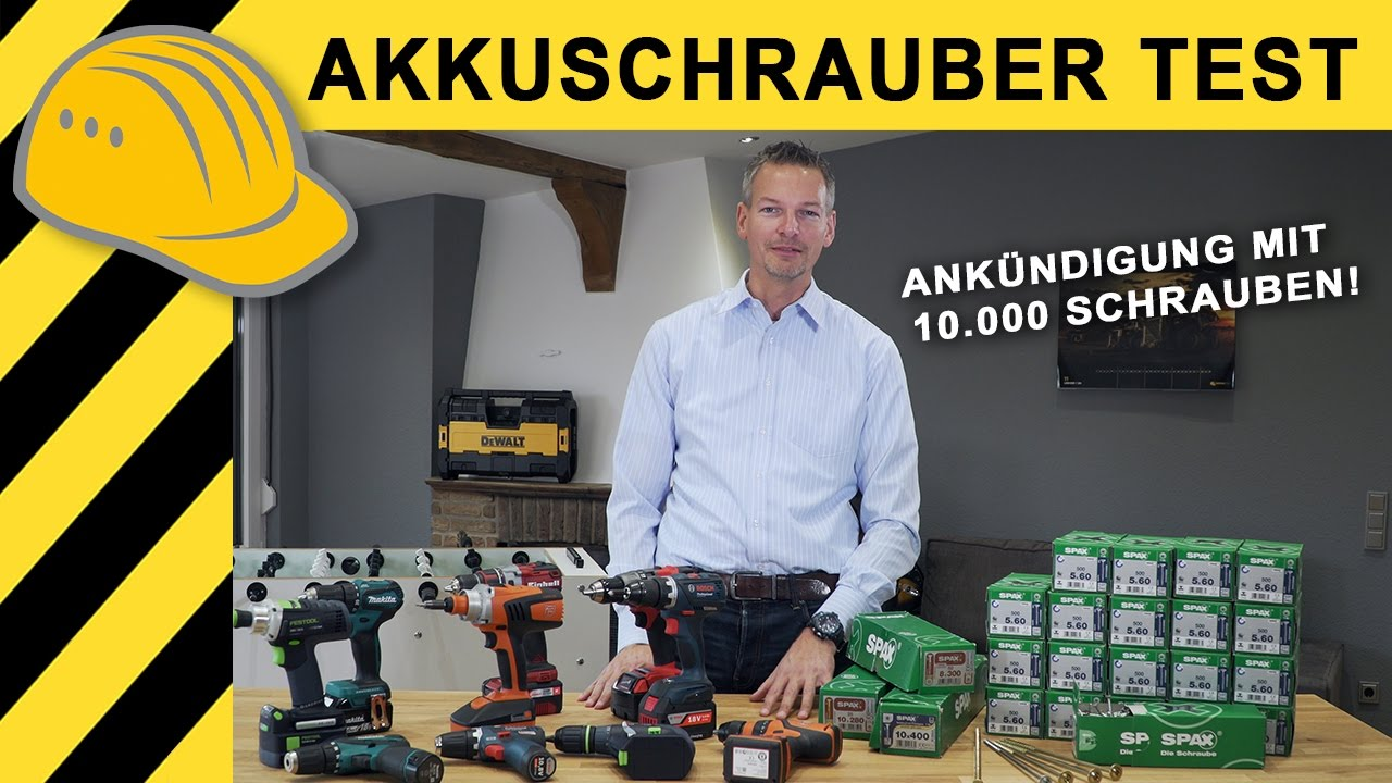 akkuschrauber test vergleich bosch makita metabo. Black Bedroom Furniture Sets. Home Design Ideas