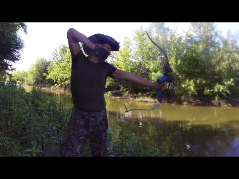 How To Aim BowFishing TGO