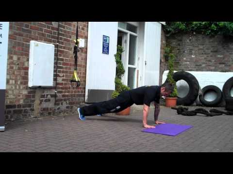 Metafit 'JAWS' workout
