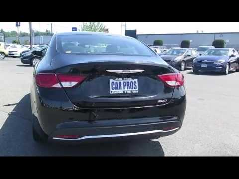 2016 chrysler 200 limited puyallup lakewood olympia auburn tacoma youtube. Black Bedroom Furniture Sets. Home Design Ideas