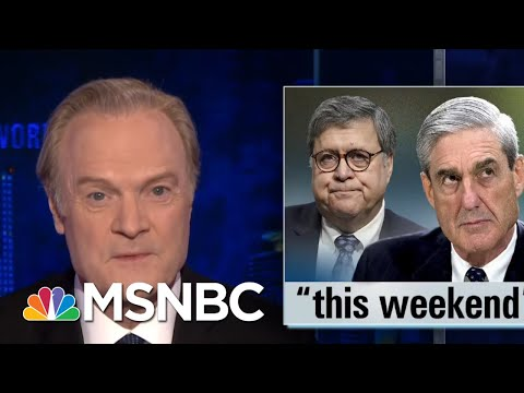 What Happens Now That Robert Mueller Submitted His Report | The Last Word | MSNBC